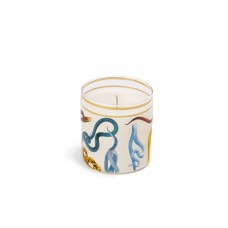 CANDLE IN GLASS JAR 'TOILETPAPER LOVES SELETTI' - SNAKES