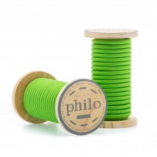 'PHILO' WIRE IN ROLL Mt.5 COATED COTTON - GREEN