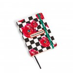 NOTEBOOK 'TOILETPAPER' Cm.10,5x15 REGULAR - ROSES