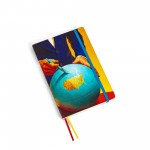 NOTEBOOK 'TOILETPAPER' Cm.21x14 BIG - GLOBE