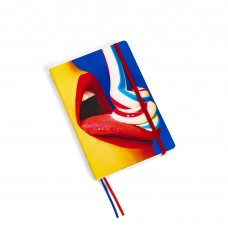 NOTEBOOK 'TOILETPAPER' Cm.21x14 BIG - TOOTHPASTE