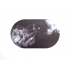 PLACEMAT IN PP+CORK Cm. 50x30 'COSMIC DINER' - UNIVERSE
