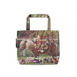 TOTE BAG POLYESTER 'TOILETPAPER' Cm.50x44 - PONY